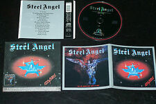 STEEL ANGEL KISS OF STEEL / ...AND THE ANGELS WERE MADE OF STEEL