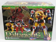 Soul of Chogokin GX-59 Mirai Robo DALTANIOUS Action Figure