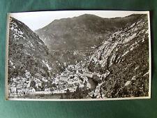 SAINT-BEAT - HAUTE-GARONNE 1958 - PHOTO AERIENNE 27 cm x 45 cm LAPIE