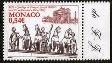 MONACO MNH 2008 The 180th Anniversary of the Four Horsed Chariot on Triumphal Ar