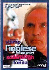 L'inglese Terence Stamp Peter Fonda Dvd