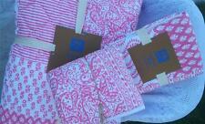 Pottery Barn Teen BELLA PATCH Full/Queen Quilt + 2 Standard Shams