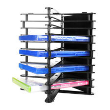 Game Disc Storage Rack Holder CD DVD Stand for PS4 Slim Pro Xboxone Slim Xbox360