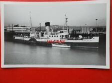 PHOTO  PS RYDE AT NEWHAVEN 10/12/66