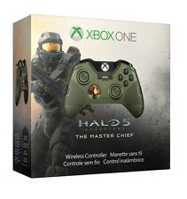 OEM Microsoft Xbox One Halo 5 Guardians The Master Chief Controller GK4-00011 VG