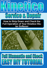 Kinetico Water Softener Service and Repair DVD