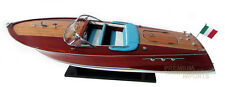 Super Riva Ariston Wooden Model Boat 26""
