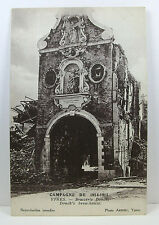 POSTCARD: Donck Brasserie Brew-house, Ypres, Belgium, 1914-1915 WWI; Unposted