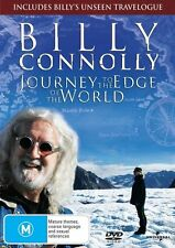 BILLY CONNOLLY Journey to the Edge of the World NEW DVD