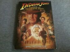 INDIANA JONES (Kingdom Of The Crystal Skull) DVD Made In USA