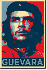 Che GUEVARA ART PHOTO PRINT POSTER CADEAU (Obama Style Espoir révolution)