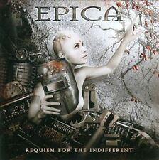 Requiem for the Indifferent [Bonus Tracks] by Epica (CD, Mar-2012) Free Shipping