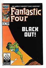 Fantastic Four #293 (Aug 1986, Marvel)