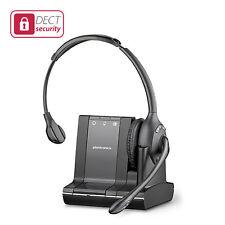 Plantronics Savi W710 1.9GHz Wireless Headset W / Noise-Canceling Microphone