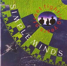 CD - Simple Minds - Street Fighting Years - #A1603