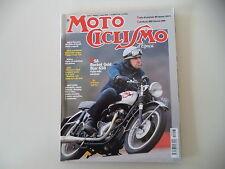 MOTOCICLISMO D'EPOCA 3/2001 CUCCIOLO 48/BSA ROCKET 650/MV AGUSTA 350/GILERA G 50