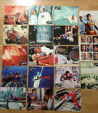 Aushangfotos * 18 AHF Komplettset * Superman - Der Film * 1978