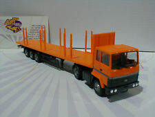 "Herpa 305037 # Ford Transconti Rungen-Sattelzug in "" Orange "" 1:87 NEU"