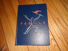 1956 Oak Park River Forest High School Tabula Yearbook
