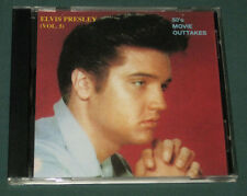 Elvis Presley  50's Movie Outtakes CD Mongoose 1991 Like New