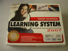 High School Learning System 2007 (Win/Mac) (sealed retail box)