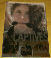 LOST SEASON TWO - CAPTIVES CHASE CARD SET - CHASE CARD BL-2 KATE (HOLO)