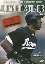 MICHAEL JORDAN RIDES THE BUS DVD - BASEBALL ESPN 30 FOR 30