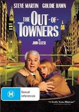 THE OUT OF TOWNERS Steve Martin / John Cleese / Goldie Hawn DVD R4