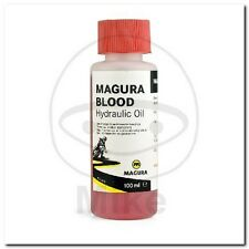 MAGURA CLUTCH FLUID 100ML BLOOD RED FOR CLUTCHES 0721820 OEL HYDR RT 100ML NEU