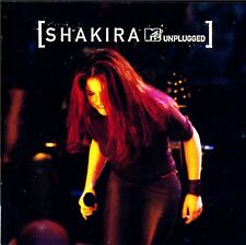 CD - SHAKIRA / MTV  Unplugged