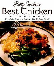 Betty Crocker's Best Chicken Cookbook (Betty Crocker Cooking) Betty Crocker Har