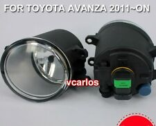 Front Car Fog Lamp / Lights for Toyota Avanza  2011 ~ ON