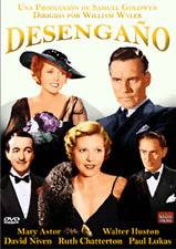 Dodsworth - Desengaño (DVD) - William Wyler.