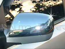Chrome Side Mirror Full Cover Molding 2p For 06 - 09 up Kia Sedona : G Carnival