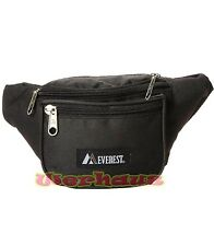 Everest Waist Fanny Pack Clip on Bag, NEW