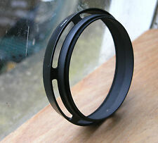 77mm screw in rangefinder lens hood used
