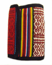 Rainbow Wallet - Handmade in Nepal - Stylish, Colourful & Fair Trade 100% cotton