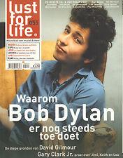 MAGAZINE LUST FOR LIFE 2015 nr. 55 - BOB DYLAN/DAVID GILMOUR/GOLDEN EARRING