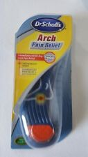 NEW Dr Scholl's Arch Pain ReliefMen's Orthotics Clinically Proven SZ:8-12