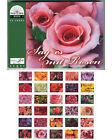 Geschenk Postkartenbuch Sag es mit Rosen, 30 Postkarten Rosen mit Text — NEU!!!