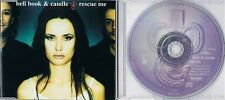 Bell Book & Candle - Rescue me - Maxi CD Single - Unplugged Version