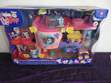 Littlest Pet Shop 1012 1013 DOG & BABY HUSKY Adoption Centre NEW MIB Hasbro LPS