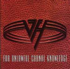 For Unlawful Carnal Knowledge - Van Halen CD WARNER BROS