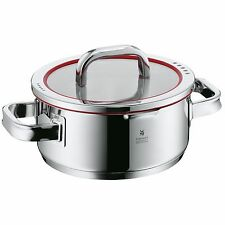 WMF Function 4 Low Casserole pot with Lid, 2.6Qts, 2.5L Made in Germany