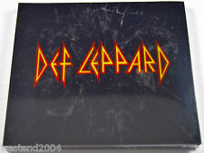 Def Leppard - Def Leppard 2015 - CD NEW & SEALED Deluxe Lenticular CD Case