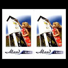 "Aland 2006 - My Stamp ""Self Adhesive"" Postal Service Booklet - Sc 249a MNH"