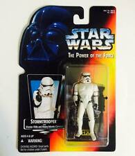"HASBRO /KENNER STAR WARS 3.75INCH POWER OF THE FORCE "" STORMTROOPER "" -RARE"