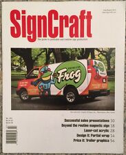 Sign Craft Successful Sales Presentations July/August 2015 FREE SHIPPING!
