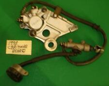 Honda CBR900RR rear brake caliper/master cylinder  1998-1999