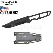 Ka-Bar - Neck Knife With Hard Sheath (Made in the USA) 1117 NEW